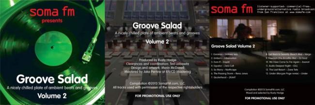 Soma FM - Groove Salad Volume 2